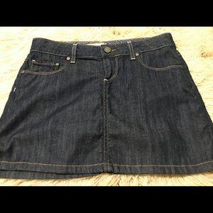 Paige premium denim Canyon skirt. Size 26.